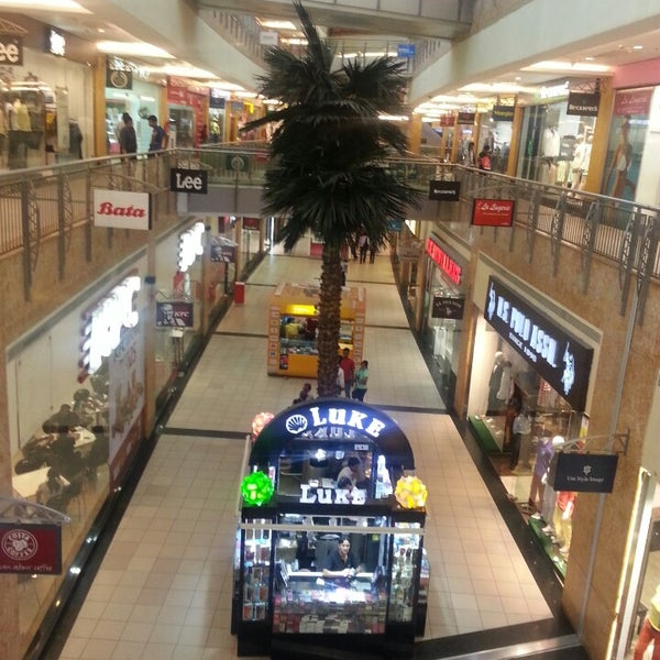 Photo Taken At The Great India Place Mall TGIP By Mayur C On