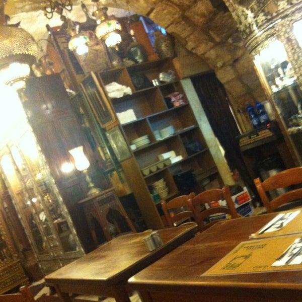 Photo taken at Armenian Tavern by Helena K. on 1/5/2013