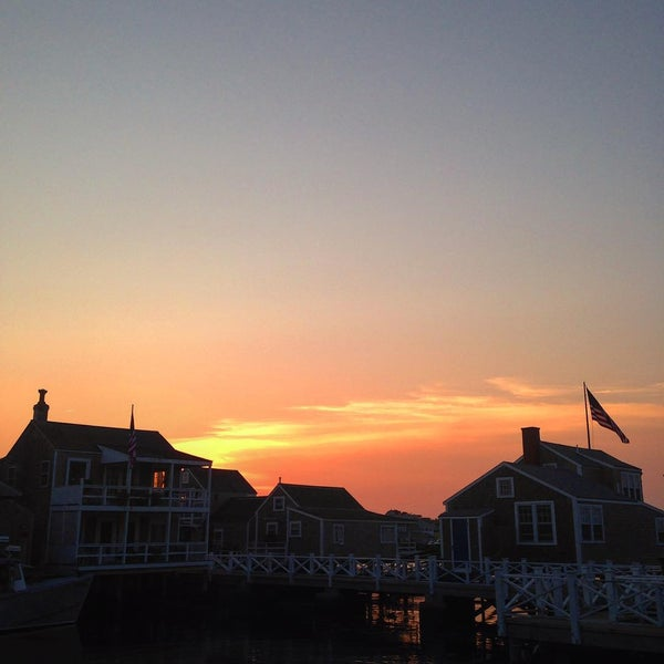 Photo taken at Nantucket Boat Basin by Alexis A. on 8/18/2015