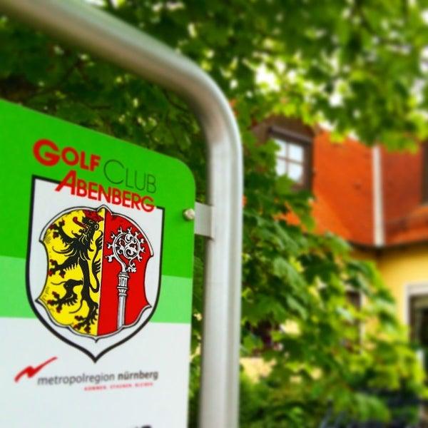 Снимок сделан в Golfclub Abenberg e.V. пользователем Bernd S. 8/20/2014