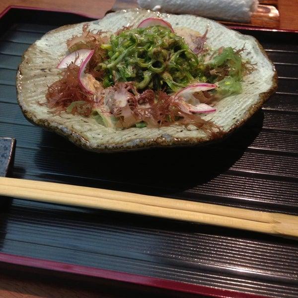 Снимок сделан в Makoto пользователем Olia S. 5/21/2013