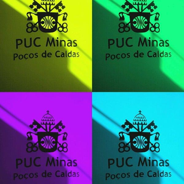 Снимок сделан в PUC Minas пользователем Fernando P. 2/22/2013
