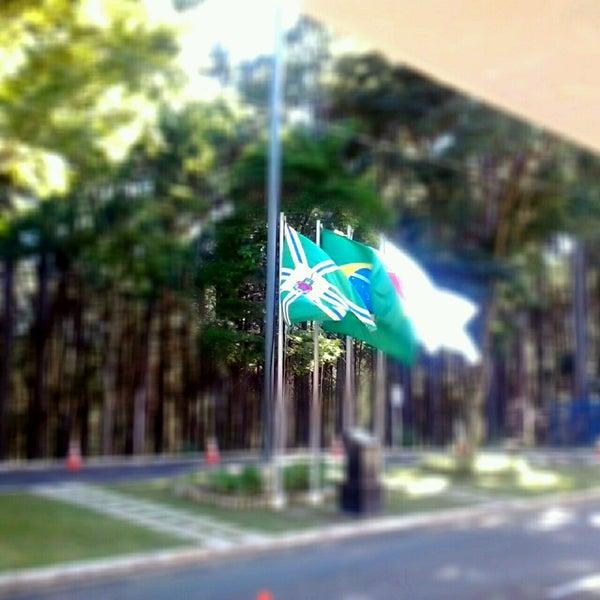 Снимок сделан в PUC Minas пользователем Fernando P. 2/20/2013