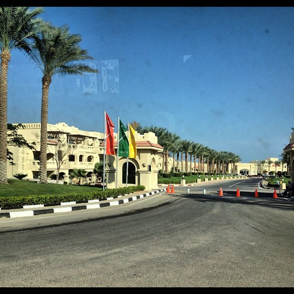 11/24/2012 tarihinde Ilya A.ziyaretçi tarafından Rixos Sharm El Sheikh'de çekilen fotoğraf