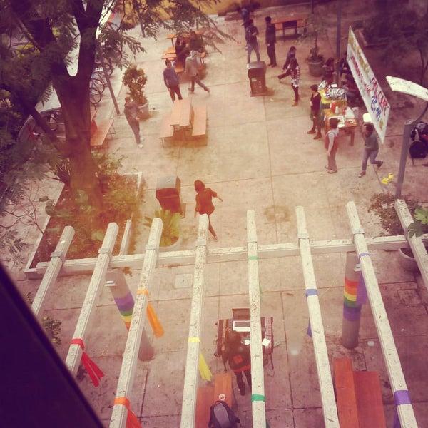 Foto tomada en Facultad de Psicología - Udelar por Paribanu F. el 9/25/2015