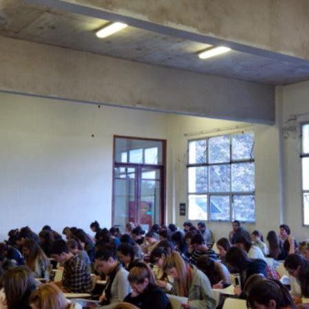 Foto tomada en Facultad de Psicología - Udelar por Paribanu F. el 4/26/2014