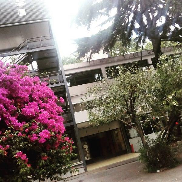 Foto tomada en Facultad de Psicología - Udelar por Paribanu F. el 12/5/2015