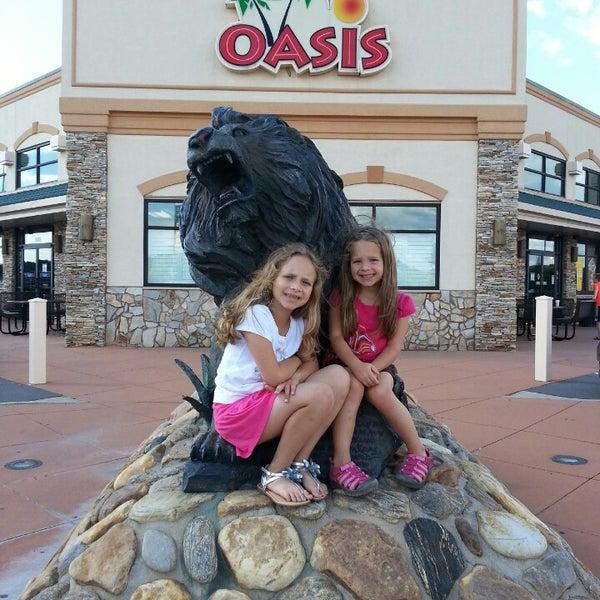 Photo taken at Oasis at Lakewood Landing by Anthony B. on 6/14/2013