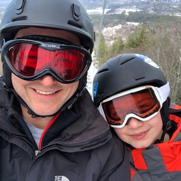 Photo taken at Pat's Peak Ski Area by Joseph S. on 1/20/2018