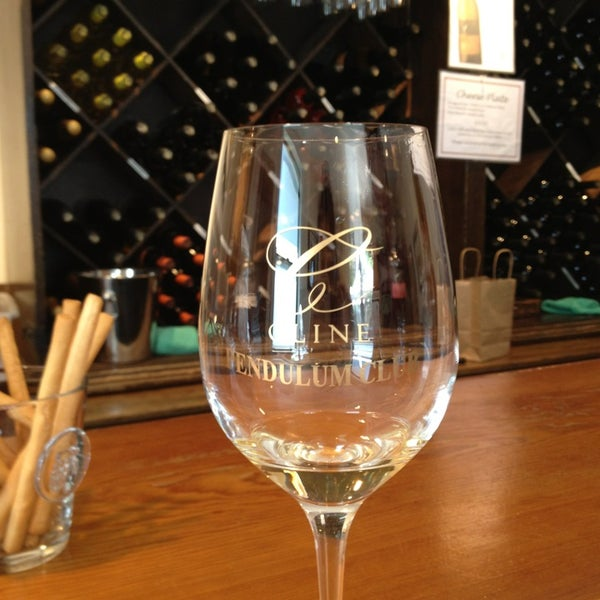 Photo taken at Cline Cellars by Deb T. on 4/19/2013