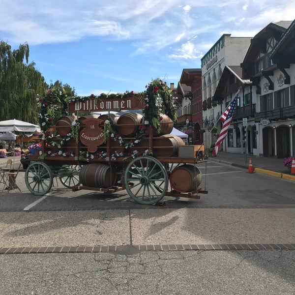 Photo taken at Town of Leavenworth by Amanda D. on 7/4/2017