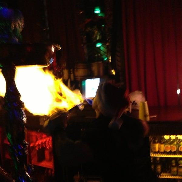 Photo taken at Off The Hookah by T W. on 12/23/2012