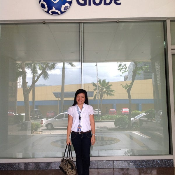 Photo taken at Globe Telecom IT Plaza by Shiela F. on 3/21/2014