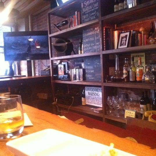 Photo taken at Custom Wine Bar by Jennifer A. on 8/6/2011