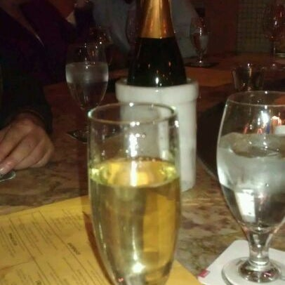 Photo taken at Lala's Wine Bar & Pizzeria by Michel V. on 5/2/2012