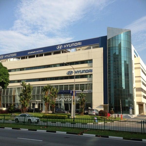 Komoco motors pte ltd central region 9 tips for General motors dealership near me