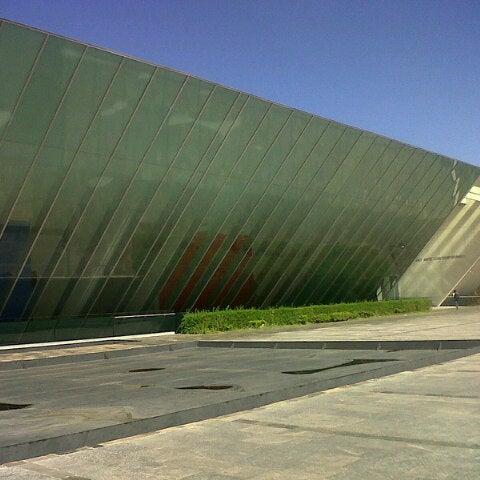Foto tomada en MUAC (Museo Universitario de Arte Contemporáneo). por Olaf L. el 1/9/2013