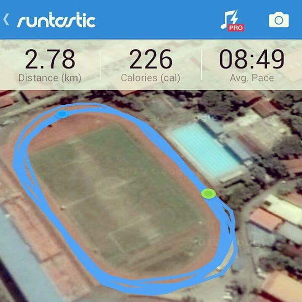 Photo taken at Iloilo Sports Complex by Doc P. on 9/3/2014