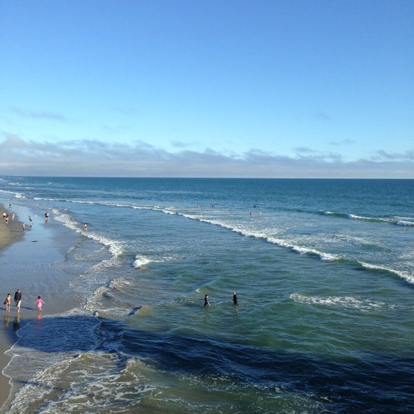 Places To Visit Huntington Beach Ca: Huntington Beach And Shops