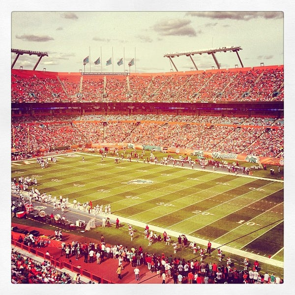 Hard Rock Stadium Football Stadium In Miami Gardens