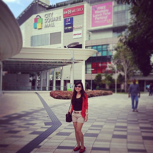 Photo taken at City Square Mall by Juliet A. on 11/25/2012