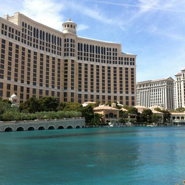 Photo prise au Bellagio Hotel & Casino par Francisco L. le4/13/2013