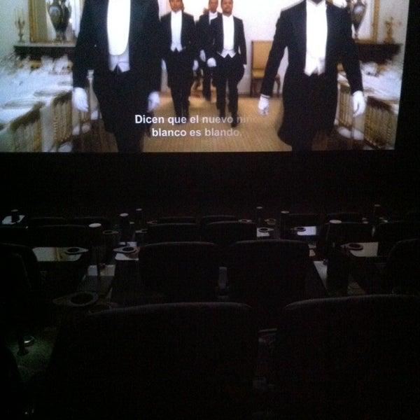 Photo taken at Cinemex by Serggio S. on 11/12/2013