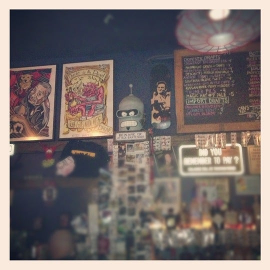 Photo taken at Bender's Bar & Grill by Michal M. on 11/1/2012