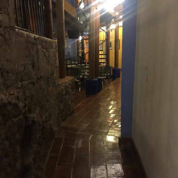 Foto tomada en El Mesón de los Poetas por Fernando O. el 12/5/2017