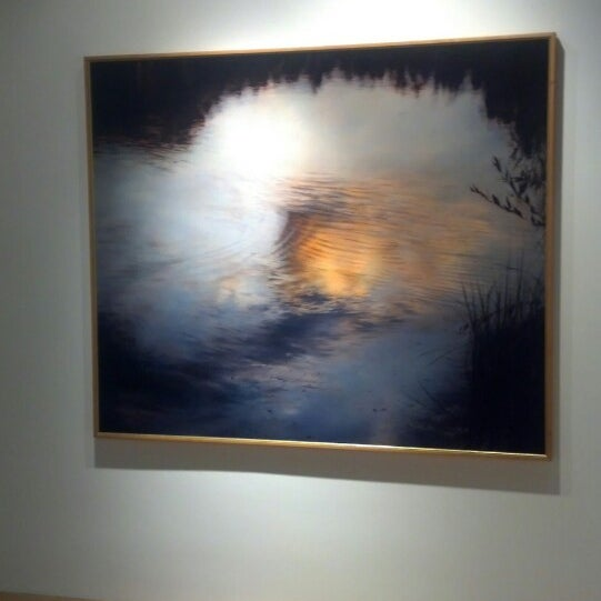 Photo taken at Palm Springs Art Museum by Meghan M. on 12/30/2013