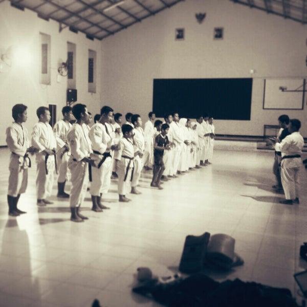 Photo taken at SMA Negeri 4 Semarang by Abrianto P. on 2/18/2014