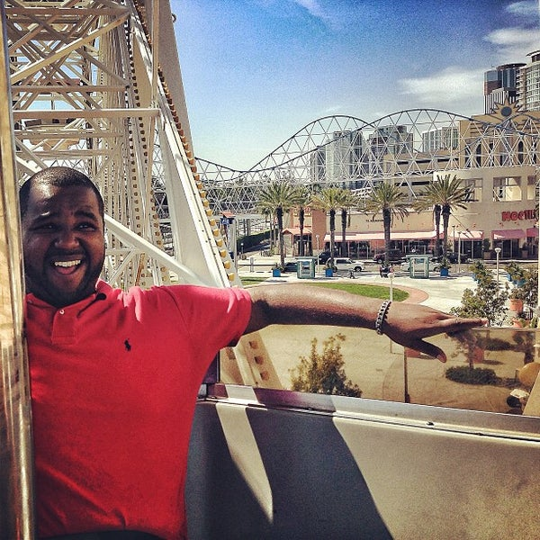 Photo taken at Ferris Wheel At The Pike by Michael S. on 3/24/2013