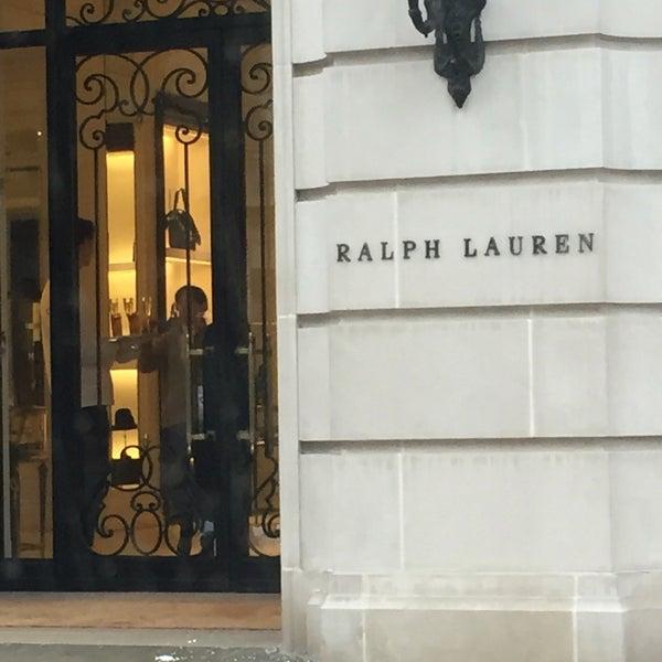 Ralph lauren corporate office midtown east new york ny for Ralph lauren nyc office
