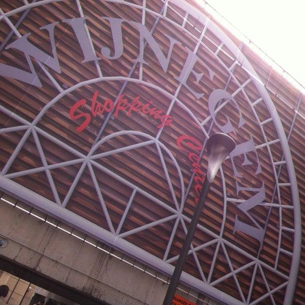 Photo taken at Wijnegem Shopping Center by Marieke M. on 7/10/2013