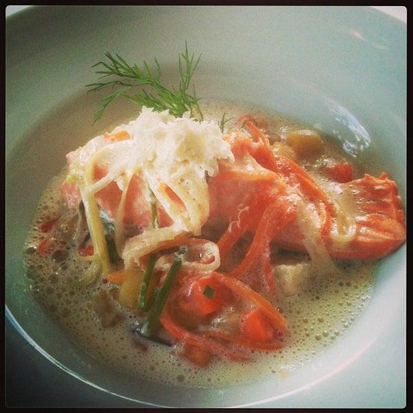 Снимок сделан в Greiffenegg Schlössle Restaurant пользователем Mista V. 5/24/2013