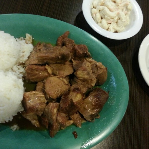 Photo taken at Aloha Kitchen by Gene H. on 4/13/2014