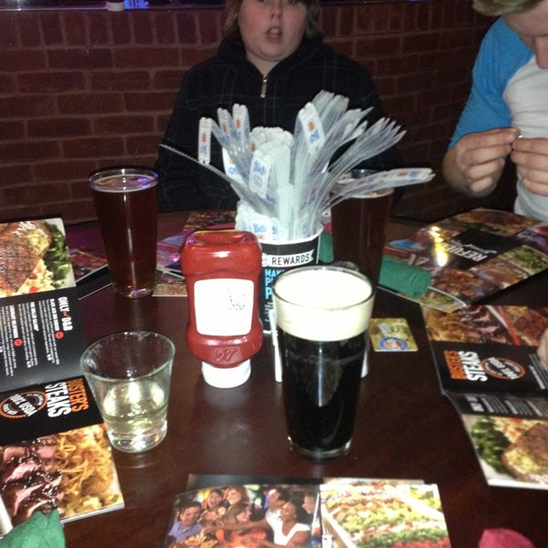 Photo taken at Dave & Buster's by Brian D. on 2/18/2013