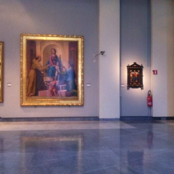 Photo taken at Accademia delle Belle Arti by Anna N. on 8/22/2013