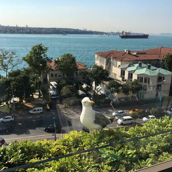 7/7/2017 tarihinde Erdoğan K.ziyaretçi tarafından Anjer Hotel Bosphorus'de çekilen fotoğraf
