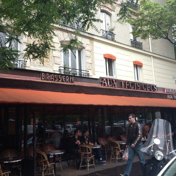 Cafe Bar Rue Auteuil