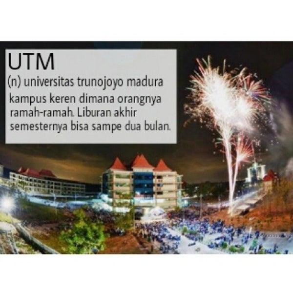 Photos at universitas trunojoyo madura jl raya telang photo taken at universitas trunojoyo madura by ikbar a on 1192015 thecheapjerseys Images