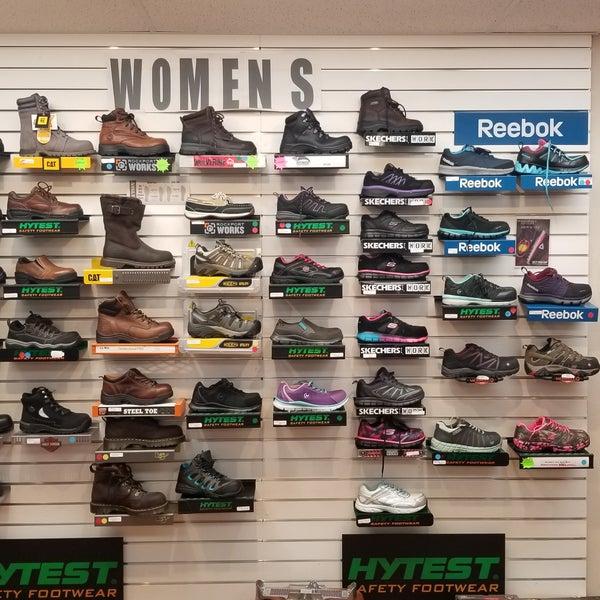 Hytest Shoe Store Milwaukee