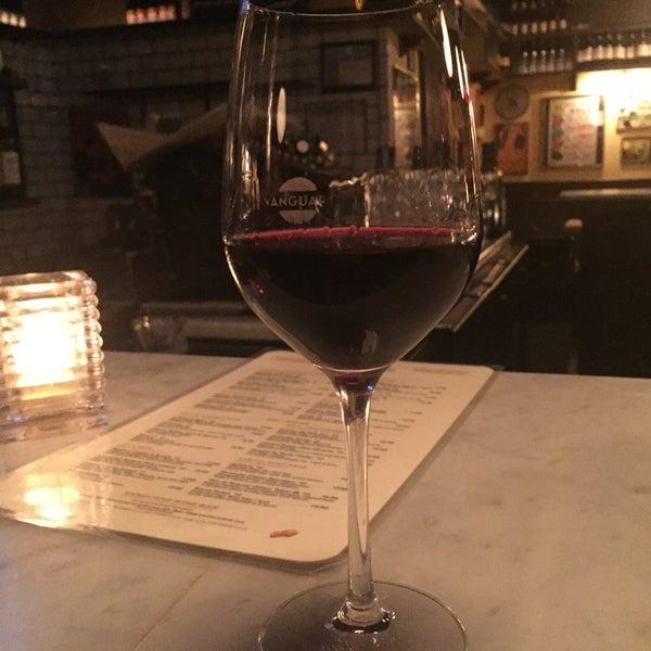 Photo taken at Vanguard Wine Bar by Michael R. on 10/2/2015