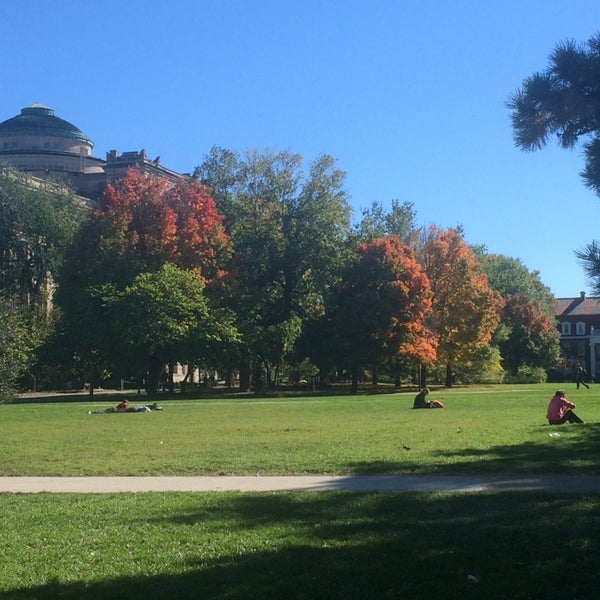 Photo taken at Beardshear Hall by Tuba K. on 10/15/2014