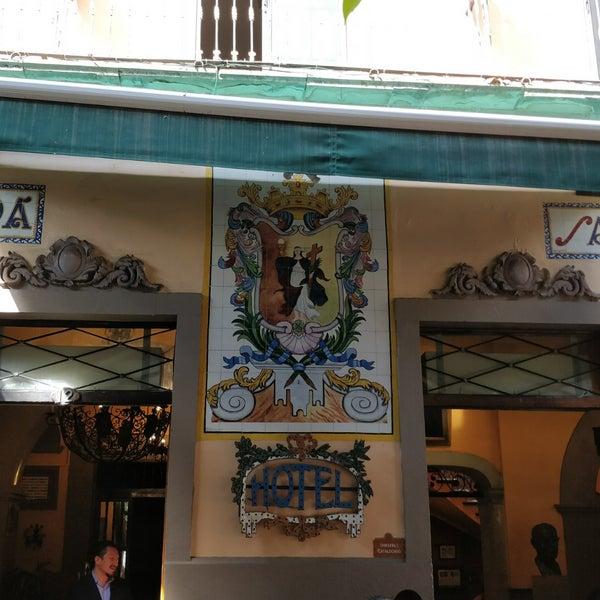 Foto tomada en Hotel Posada Santa Fe por osornios el 11/19/2017