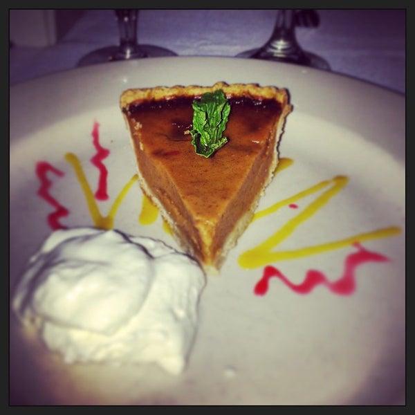 Photo taken at Luce Restaurant & Enoteca by Octane on 11/27/2014