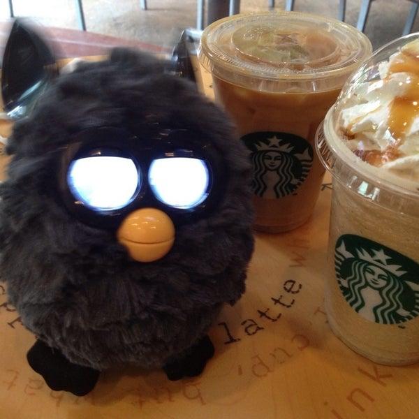 Photo taken at Starbucks by Joe R. on 2/22/2013