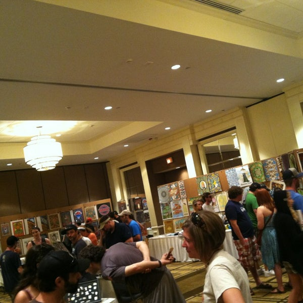 Photo taken at The Saratoga Hilton by Dylan R. on 7/6/2013