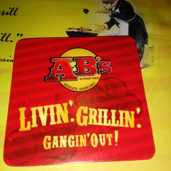 Photo taken at Absolute Barbecues (ABs) by Arjan Singh M. on 9/14/2014