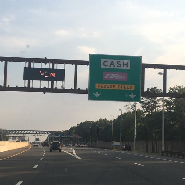 Toms River Toll Plaza Garden State Pkwy